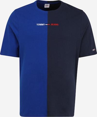 Tommy Jeans Plus Majica u plava / mornarsko plava / crvena / bijela, Pregled proizvoda