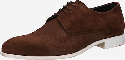 HUGO Обувки с връзки 'Midtown' в охра, Преглед на продукта