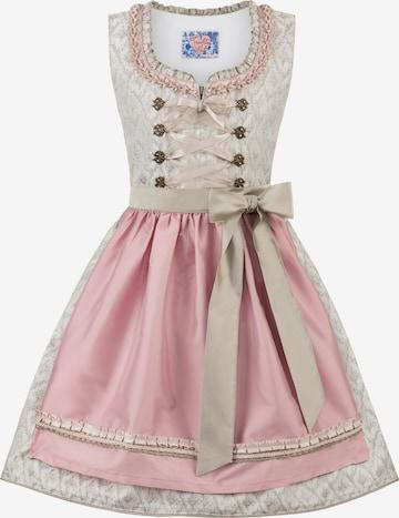 STOCKERPOINT Dress 'Amira' in Beige