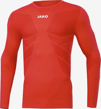 JAKO Sportunterwäsche in orange / weiß, Produktansicht