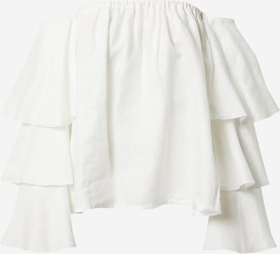 KAN Blouse 'CLOUDS' in de kleur Offwhite, Productweergave