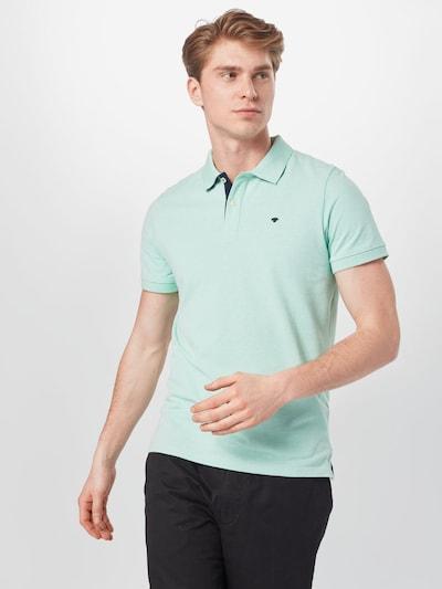 TOM TAILOR Shirt in de kleur Mintgroen: Vooraanzicht