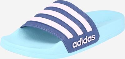 ADIDAS PERFORMANCE Plážové / kúpacie topánky - modrá / tyrkysová / biela, Produkt
