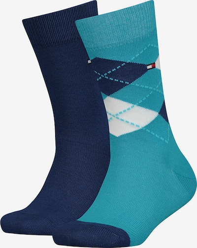TOMMY HILFIGER Socken in blau: Frontalansicht