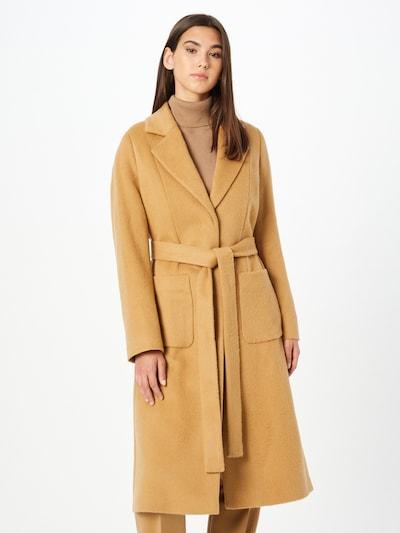 Palton de primăvară-toamnă 'Mesua' HUGO pe bej / maro deschis, Vizualizare model