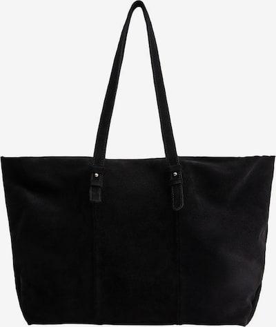MANGO Shopper torba 'Carla' u crna, Pregled proizvoda