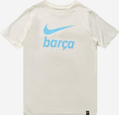 Sportiniai marškinėliai 'FC Barcelona' iš NIKE, spalva – šviesiai mėlyna / balta, Prekių apžvalga