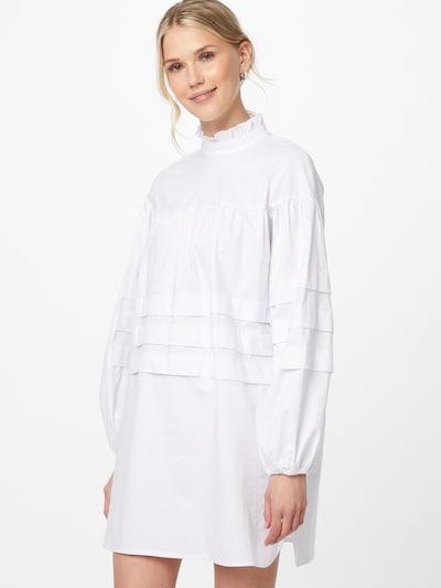 SISTERS POINT Košilové šaty 'VEALA' - bílá, Model/ka