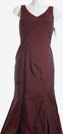 SINGH S. MADAN Abendkleid in XS in bordeaux, Produktansicht