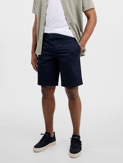 J.Lindeberg Chino kalhoty 'Nathan' - námořnická modř, Model/ka