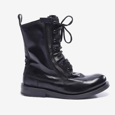 Balmain Boots in 42 in schwarz, Produktansicht