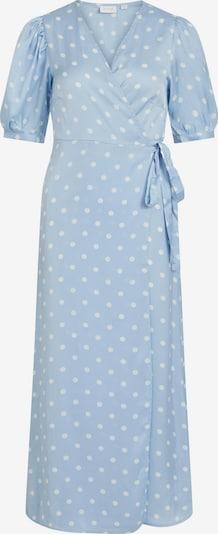 VILA Blusekjole 'Doletta' i lyseblå / hvid, Produktvisning