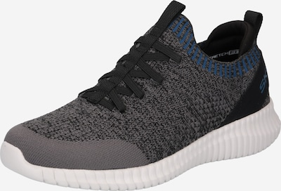 SKECHERS Sneaker 'Elite Flex' in blau / grau / schwarz, Produktansicht