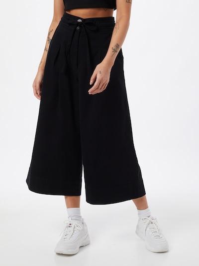UNITED COLORS OF BENETTON Hose in schwarz, Modelansicht