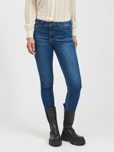 VILA Jeans in Blue, View model