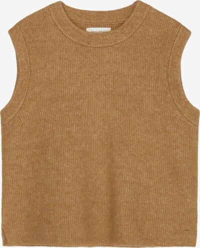 Marc O'Polo DENIM Pullover in hellbraun, Produktansicht