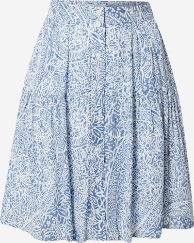 Maison 123 Skirt 'EDITH' in Smoke blue / White, Item view