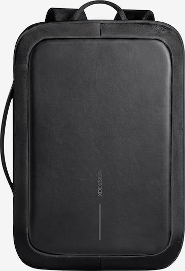 XD Design Rucksack in schwarz, Produktansicht