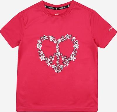 Tricou funcțional 'Rightful' DARE2B pe roz închis / negru / alb, Vizualizare produs