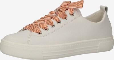 REMONTE Sneaker in mandarine / weiß, Produktansicht