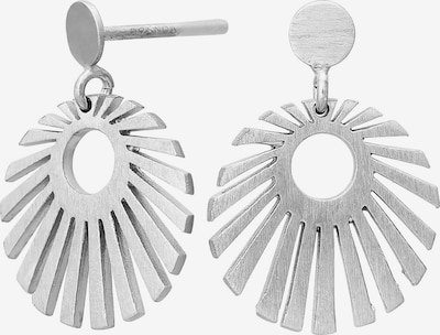 Nordahl Jewellery Ohrringe 'Sun52' in silber, Produktansicht