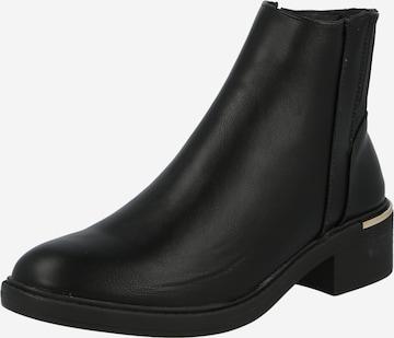 NEW LOOK Støvlett 'BOBBY' i svart