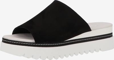 GABOR Pantolette in schwarz, Produktansicht