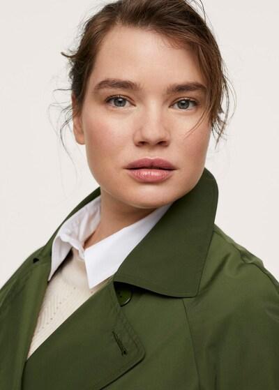 MANGO Лятно палто в зелено, Преглед на продукта