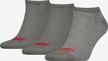 LEVI'S Ankle Socks in Grey