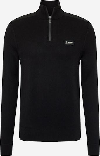 Pulover Calvin Klein pe negru, Vizualizare produs