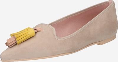 PRETTY BALLERINAS Slipper 'ELLA' in beige / gelb, Produktansicht
