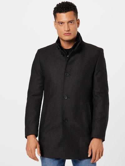 CINQUE Vinterfrakke 'OXFORD' i mørkebrun, Modelvisning
