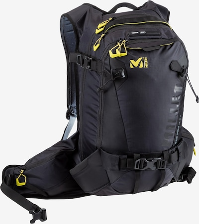 MILLET Rucksack in gelb / schwarz, Produktansicht