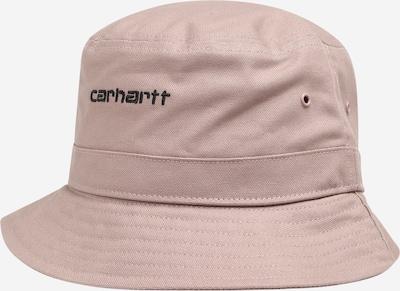 Carhartt WIP Шапка с периферия в пудра / черно, Преглед на продукта