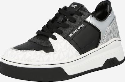 Sneaker low 'LEXI' MICHAEL Michael Kors pe negru / argintiu / alb, Vizualizare produs