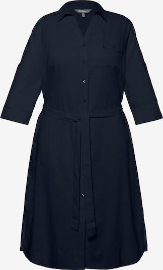 Ulla Popken Kleid in nachtblau, Produktansicht
