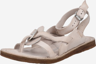 A.S.98 T-bar sandals 'RAMOS' in Beige, Item view