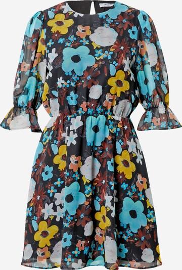 Palaidinės tipo suknelė iš NA-KD , spalva - mėlyna / juoda, Prekių apžvalga