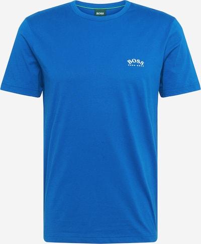 BOSS ATHLEISURE Shirt in royalblau / weiß, Produktansicht