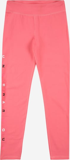 UNDER ARMOUR Sports trousers in Light pink / Black / White, Item view