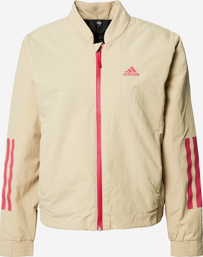 ADIDAS PERFORMANCE Spordijope cappuccino / roosa, Tootevaade