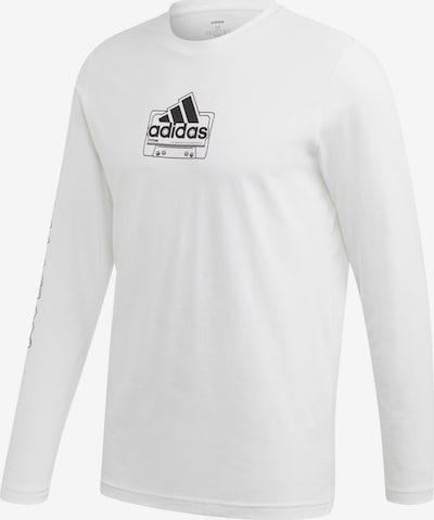 ADIDAS PERFORMANCE Sweatshirt in weiß, Produktansicht