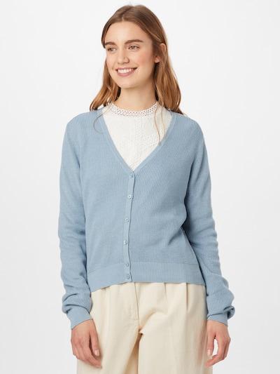 VERO MODA Плетена жилетка в синьо, Преглед на модела