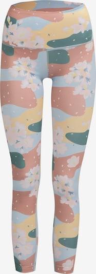 Boochen Leggings in mischfarben, Produktansicht