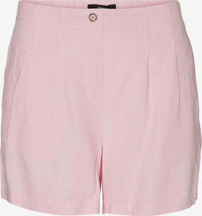 VERO MODA Pantalon à pince 'ASTIMILO' en rose, Vue avec produit