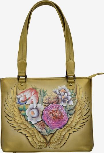 ANUSCHKA Schultertasche 'Angels Wings' in mischfarben, Produktansicht