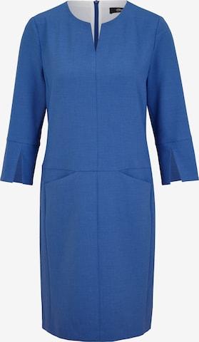 Robe fourreau s.Oliver BLACK LABEL en bleu