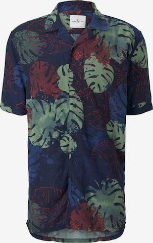 TOM TAILOR Hemd in Mischfarben