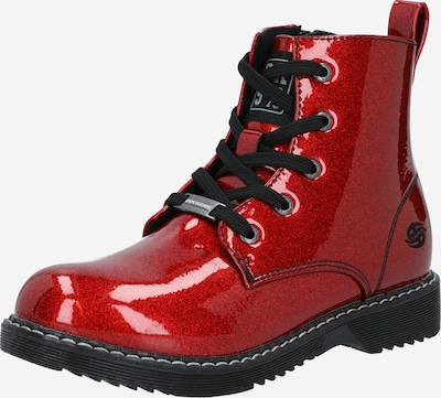 Dockers by Gerli Winterstiefel 'Docktex' in rot, Produktansicht