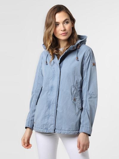 CAMEL ACTIVE Jacke in blau / hellblau, Produktansicht